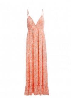 Melissa Odabash Katherine Apricot Maxi Dress