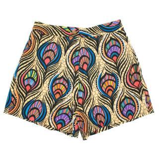 Manoush Pattern Shorts