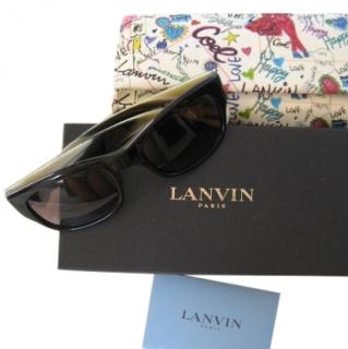 Lanvin Sunglasses.