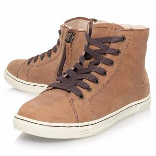 Ugg W Gracie suede high top shoes