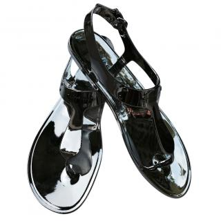 Michael Kors PVC Sandals