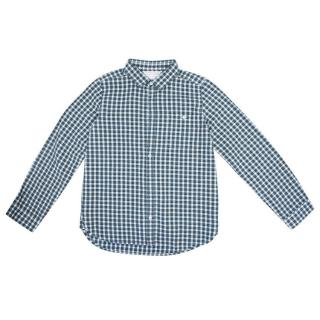 Marie Chantal Kids Checkered Shirt