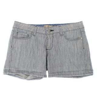 Paige Womens Grey Shorts