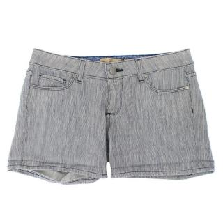 Paige Womens Grey Shorts