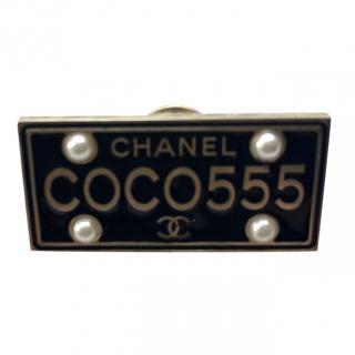 Chanel Coco Cuba 2017 Brooch