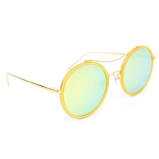 Gentle Monster Bongo Yellow Sunglasses