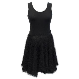 Felder Felder Black Sleeveless Dress