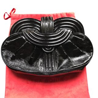 Lara Bohinc Black Clutch