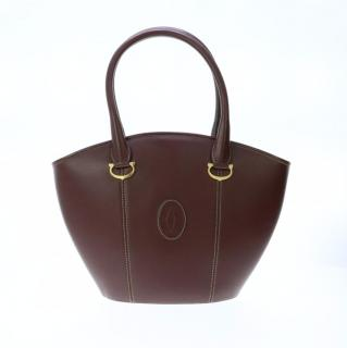 Cartier Must Tote Bag