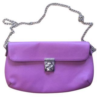 Follie Follie Clutch Bag Heart 4 Heart 2017 Lilac Bag Collection