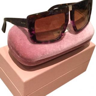 Miu Miu ladies sunglasses