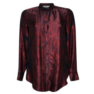 Day Birger & Mikkelsen silk blouse