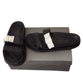 Alexander McQueen Pelle S.Gomma Sandals - BRAND NEW