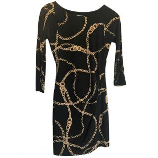 Lauren Ralph Lauren chain print dress