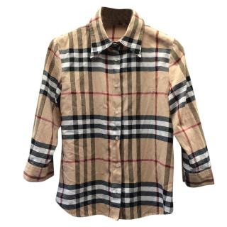 Burberry ladies' shirt