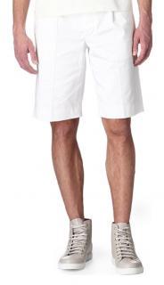 Jonathan Saunders White Tailored Shorts