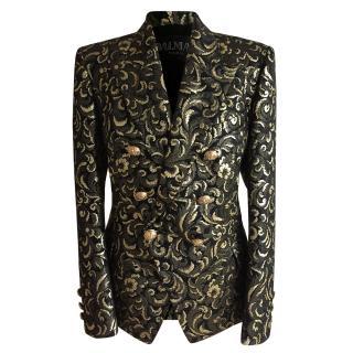 Balmain Jacquard Jacket