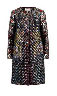 Mary Katrantzou A-line Coat