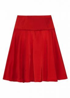 JONATHAN SAUNDERS Maria satin skirt