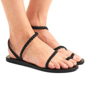 Ancient Greek's sandals