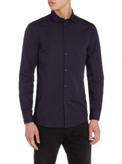 Calvin Klein Blue Wallace Shirt