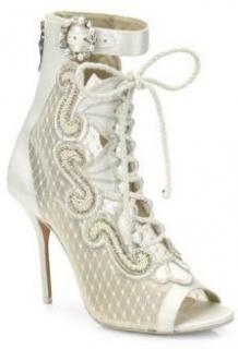 Sophia Webster BRIDAL SELINA shoes - brand new