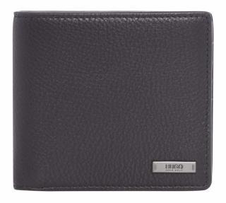 Hugo Boss Element 8CC Bi-fold Wallet, Black
