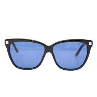 Blumarine Stud Sunglasses