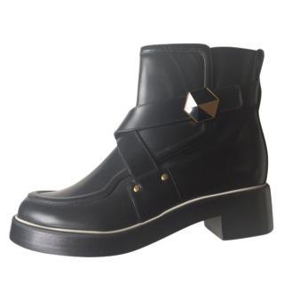 Nicholas Kirkwood - Black Ankle Boots