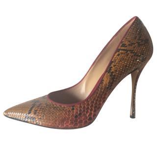 Nicholas Kirkwood  Python Heels