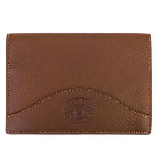 Ghurka Brown Leather Wallet