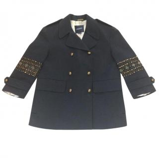 Gryphon New York Military Style Jacket.