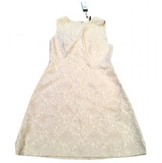 BCBG Max Axria Hannelli Blush Dress BNIB 12