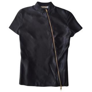 Dior Front Zip Top