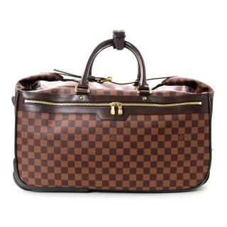 Louis Vuitton Rolling Luggage in Damier Ebene