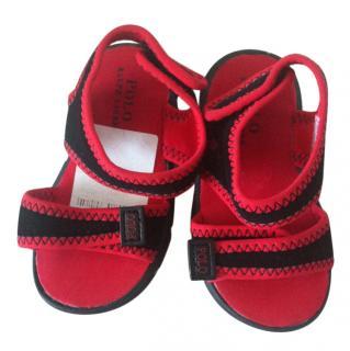 Ralph Lauren Sandal For Babies Size 20cm