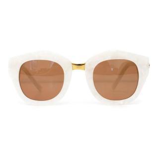 Spektre Mon Amour Pearl Sunglasses