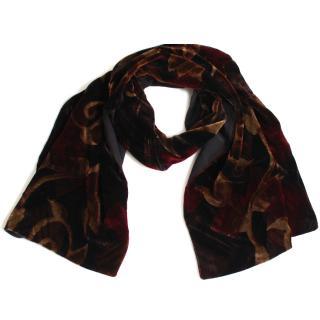 Furla Reversible Silk Scarf