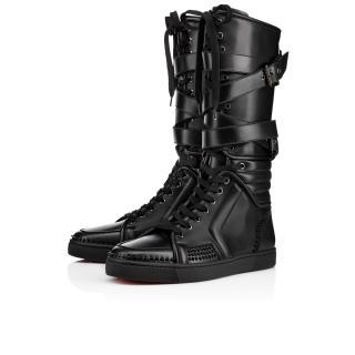 Christian Louboutin \u0027Sporty Dude Flat Calf\u0027 Sneakers, Brand New, SS16
