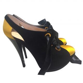 CASADEI platform shoes