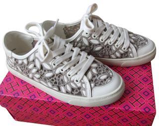 Tory Burch Rhea lace sneakers