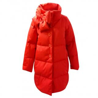 Kate Spade Quilted Red Coat
