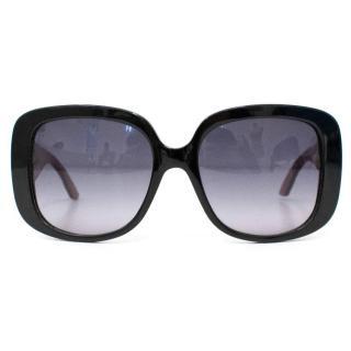 Dior Black Lady Lady 1 Sunglasses