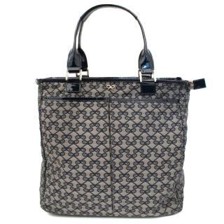 Anya Hindmarch Canvas Shopper Bag