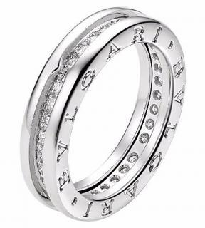 Bvlgari B Zero Diamond Ring 18ct Gold RRP �4050