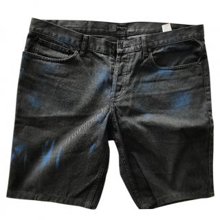 Givenchy Mens stunning Denim shorts