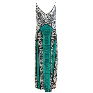 Vix Paula Hermanny Print Maxi Dress