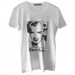Dolce and Gabbana Marilyn Tee