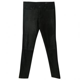 Rag & Bone Suede Jeans