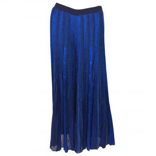 Missoni blue cropped gaucho Trousers